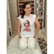 Camiseta - Pronta para Challotar- Pijama