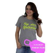 Camiseta - Top das Galaxias