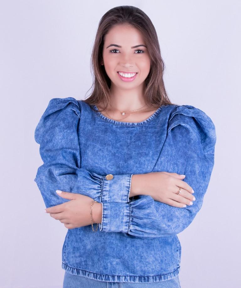 Blusa Tabata  - Challot Hadock