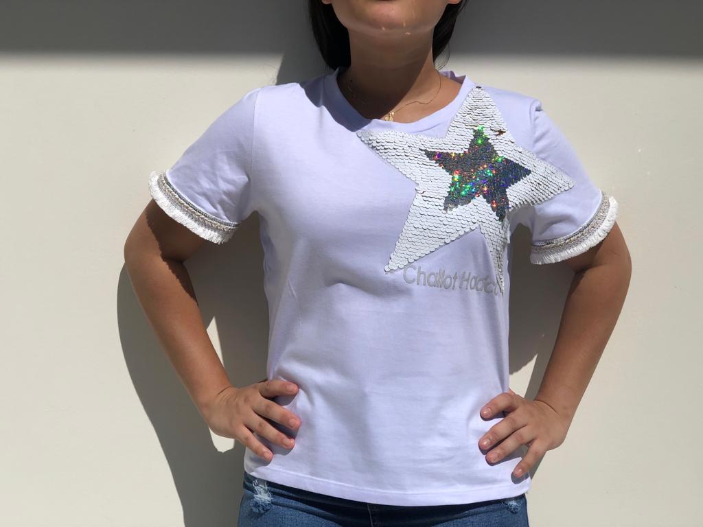 Camiseta - Challot Hadock Estrela