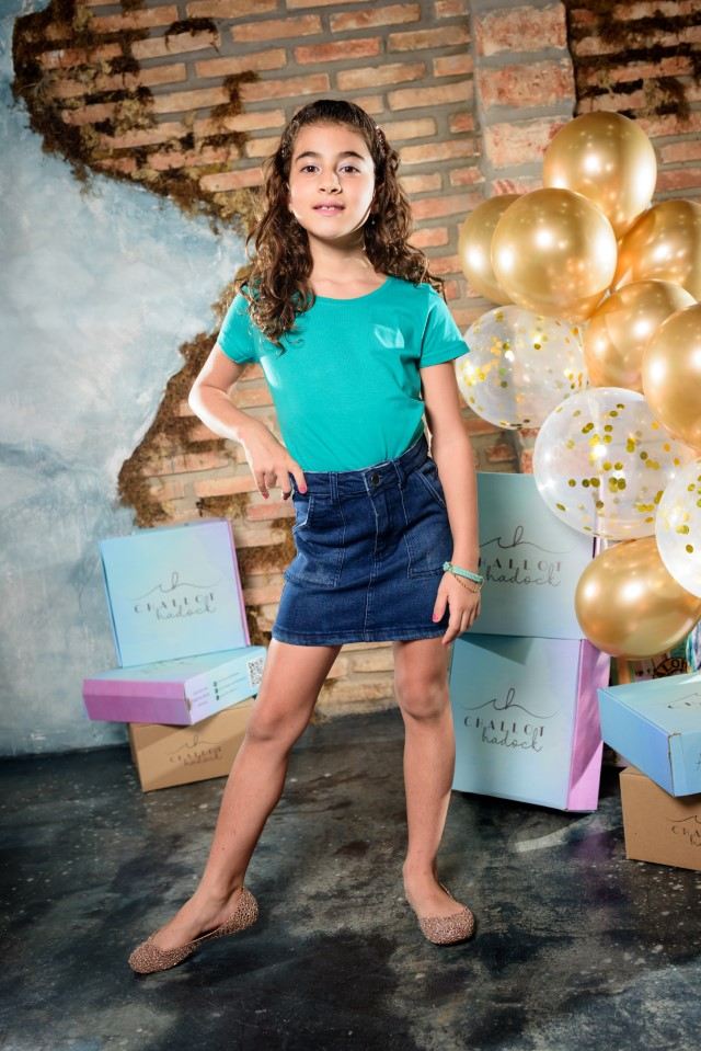 Saia Carolina Kids  - Challot Hadock