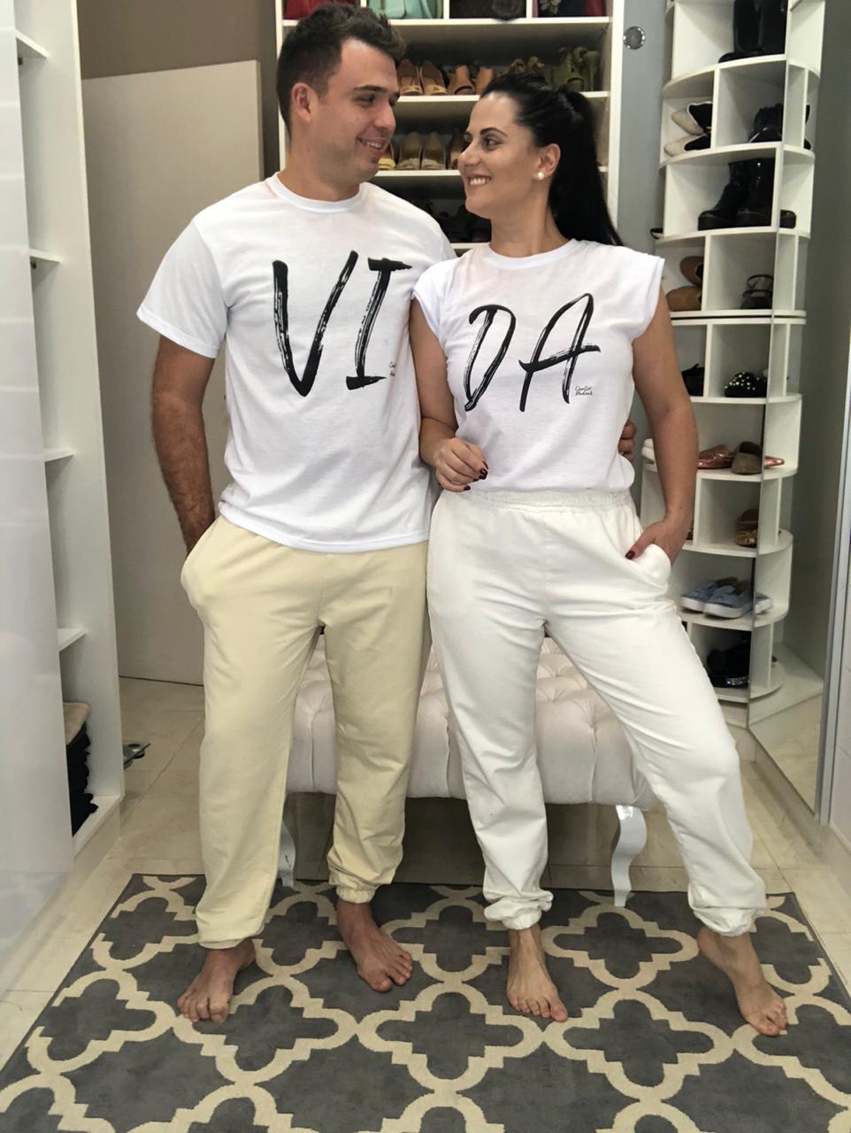 Conjunto Camisetas - VI e DA