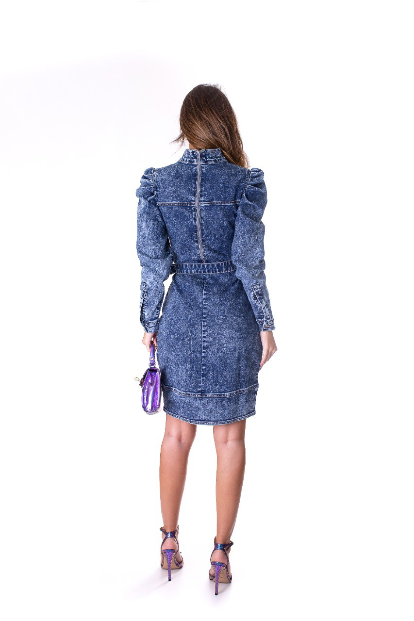 Vestido Rosemary  - Challot Hadock