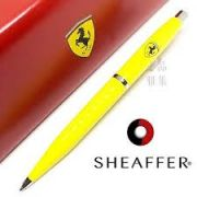 Caneta Sheaffer VFM Ferrari  Esferográfica Amarela