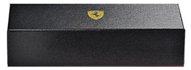 Caneta Cross Century Rollerball Scuderia Ferrari Preta Fosca Fr0085-116
