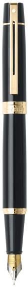 Caneta Sheaffer Gift 300 Tinteiro Laca Negra GT