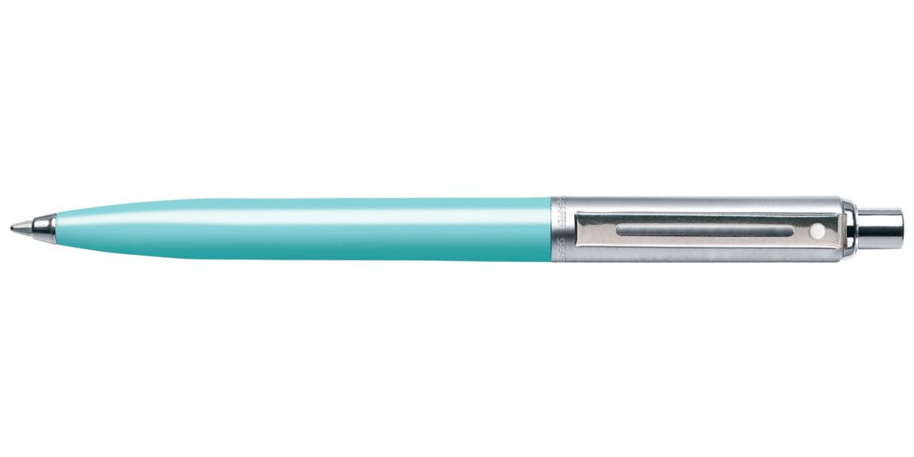 Caneta Sheaffer Sentinel Esferográfica Azul Turquesa