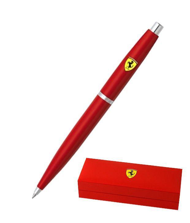 Caneta Sheaffer VFM Ferrari Esferográfica Vermelha