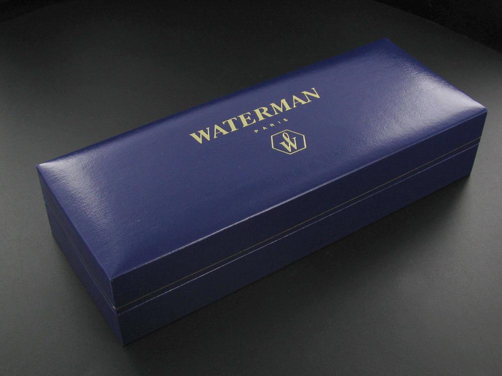 Caneta Waterman Carene Tinteiro Violeta Royal CT