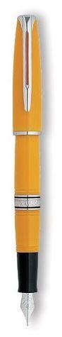 Caneta Waterman Charleston Tinteiro Amarelo CT