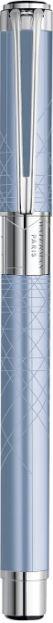Caneta Waterman Perspective Tinteiro Azure CT