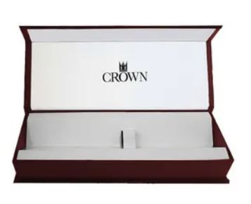 Crown Jazz Esferográfica Preta