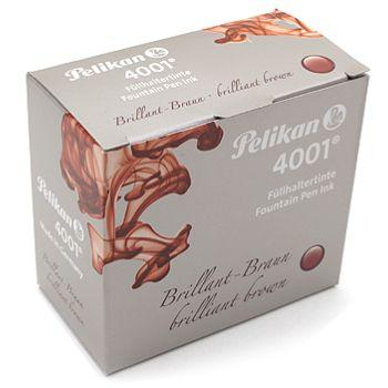 Pelikan Vidro de Tinta Marrom 62,50 ml.