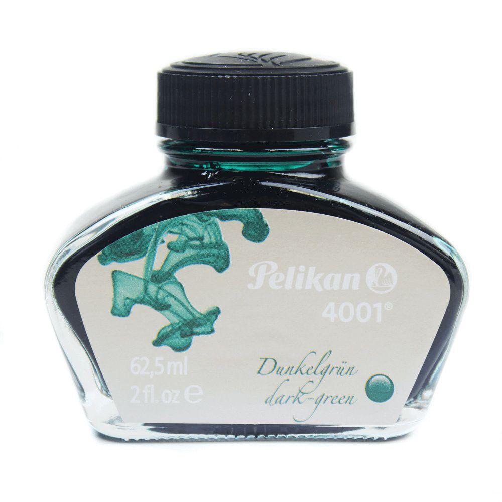 Pelikan Vidro de Tinta Verde 62,50 ml.