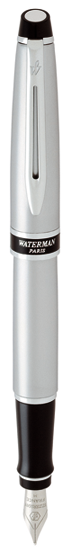 Waterman Expert II Tinteiro Chrome Matte CT