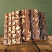 Barra Media chocolate ao leite 120 g