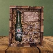 Estojo Xadrez Beer 140 g
