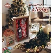 Kit Celebrar com Vinho - FRETE GRÁTIS