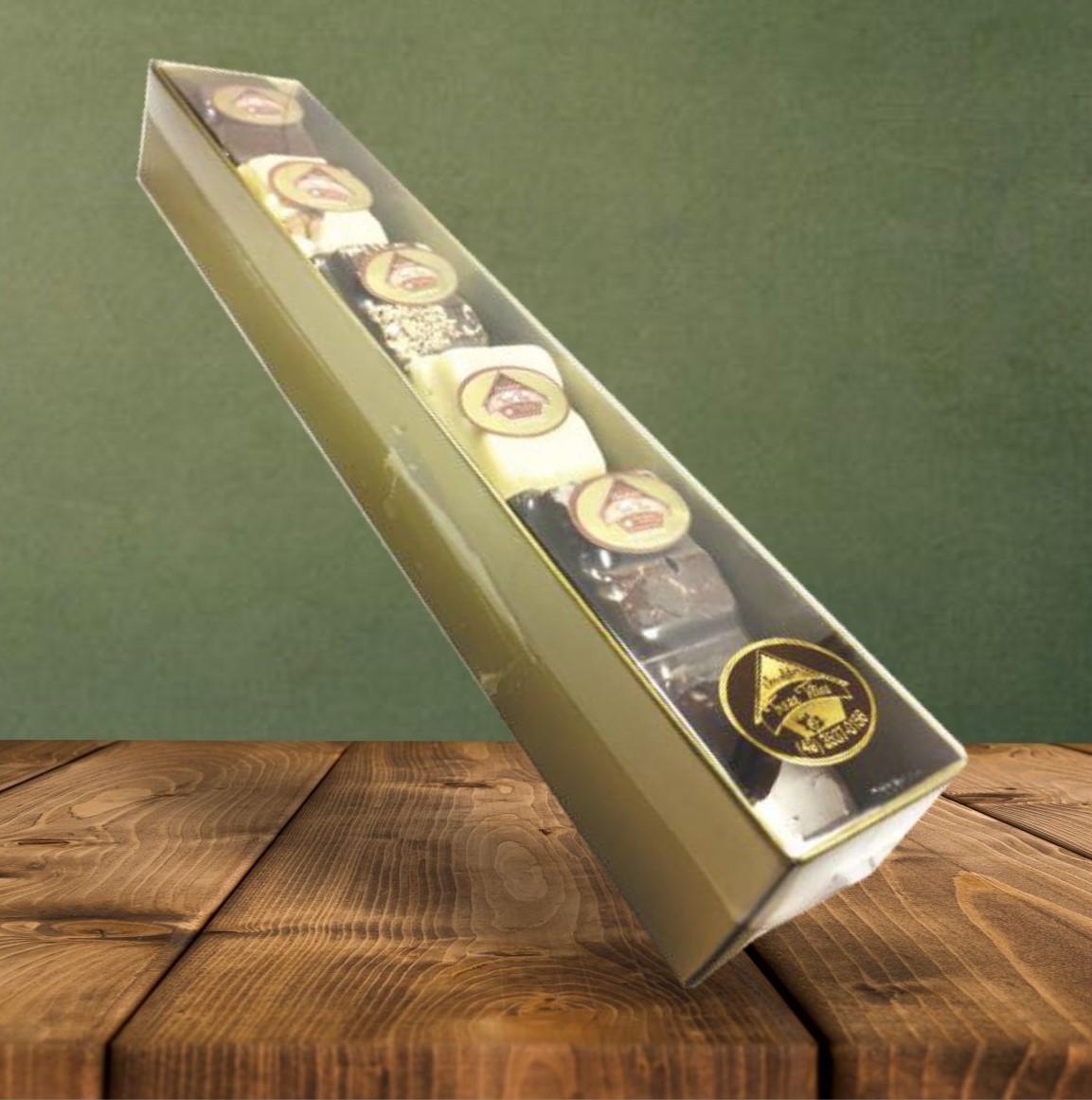 Caixa Dourada Barrinha - 125 g