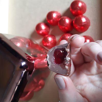 Combo - 2 vidros com 60 bombons de licor - FRETE GRÁTIS