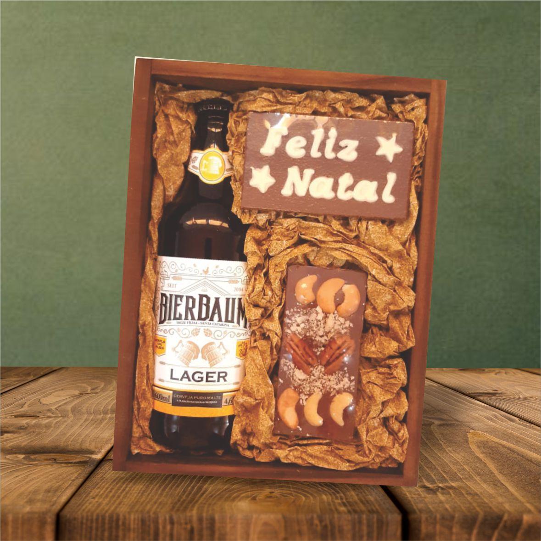 Kit Celebrar com Cerveja Bierbaum - FRETE GRÁTIS