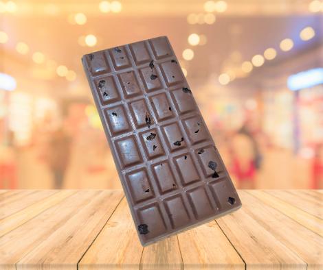 PROMOÇÃO - COMPRE 4 Barras de Chocolate MEIO AMARGO Belga com Nuts 120g cada e GANHE 1 Barra de Chocolate MEIO AMARGO Belga pura 120g - FRETE GRÁTIS