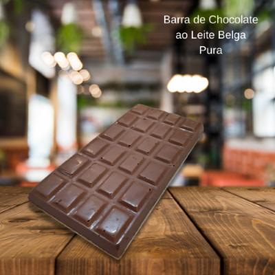 PROMOÇÃO - Kit Chocolate + Menta - 5 barras de 120g cada - FRETE GRÁTIS
