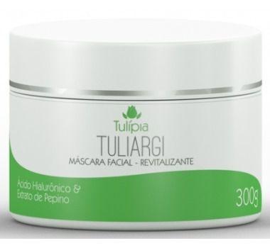 Máscara Revitalizante - Tuliargi  - Tulípia