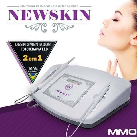 Newskin - Aparelho Eletrocautério C/ Anvisa (jato De Plasma)