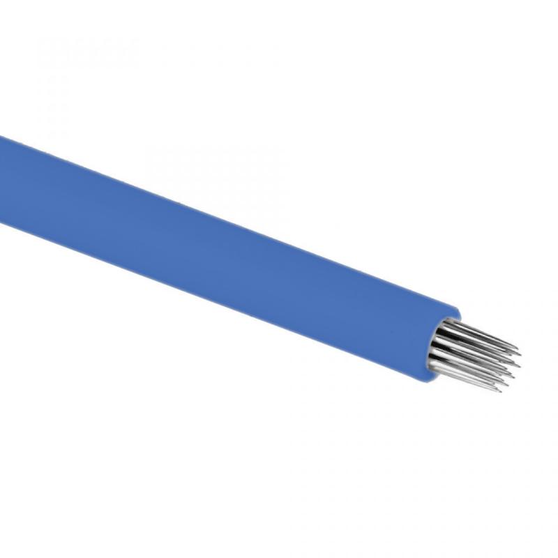 Agulha Azul Circular Flex