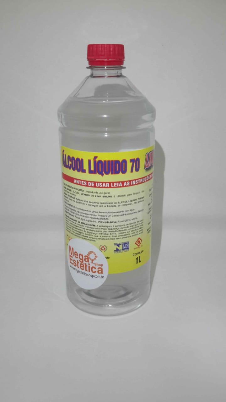 ALCOOL LIQUIDO 70%