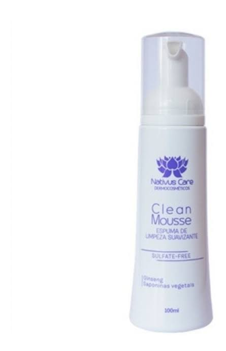 CLEAN MOUSSE NATIVUS CARE 100ML