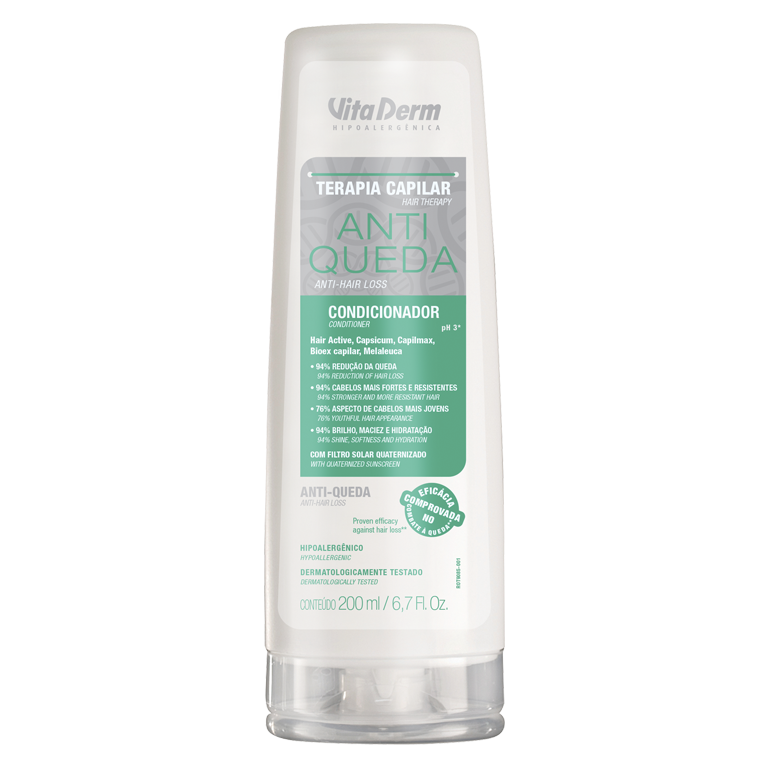 CONDICIONADOR ANTI QUEDA 200ML