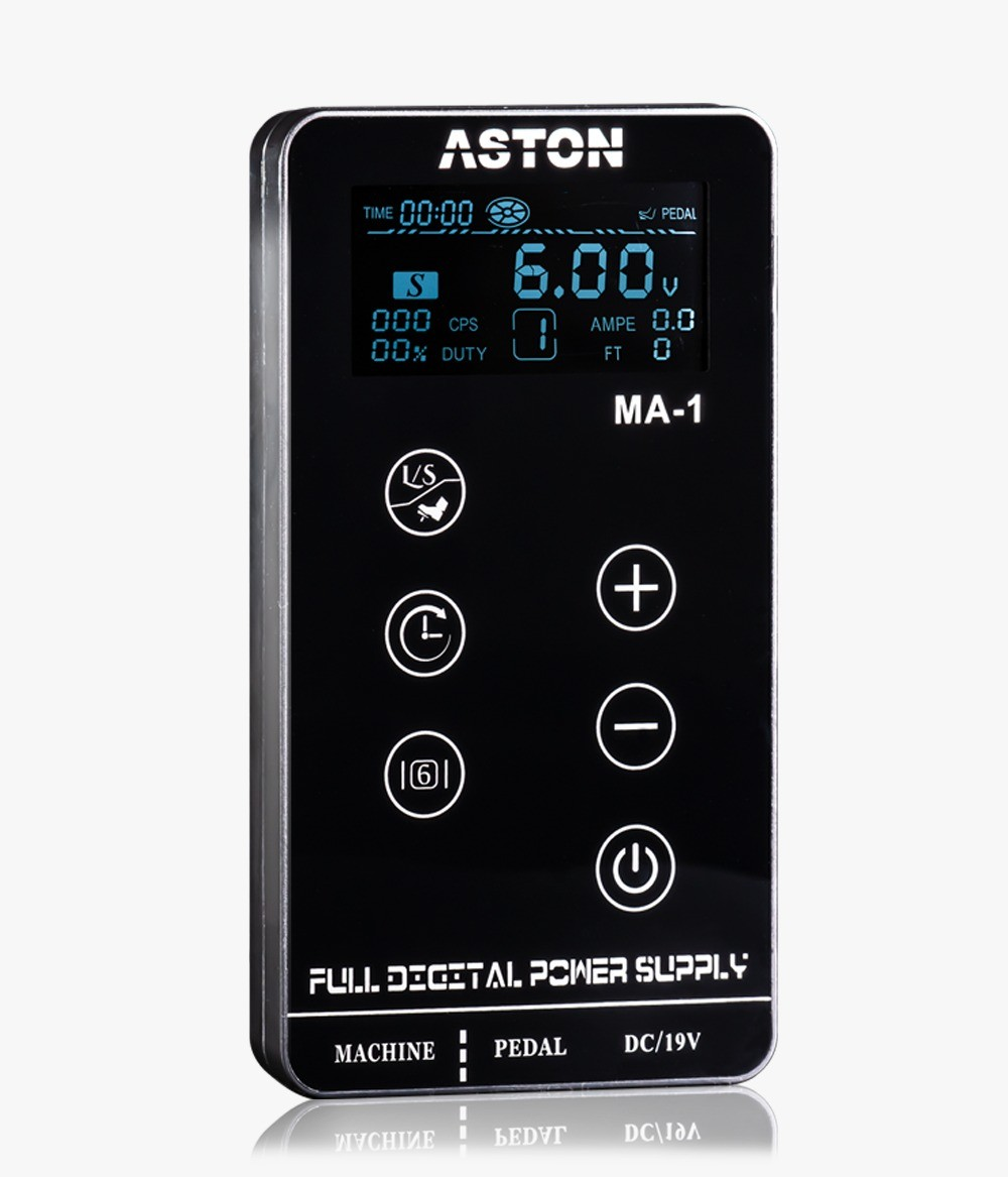 FONTE DIGITAL ASTON MA-1 POWER