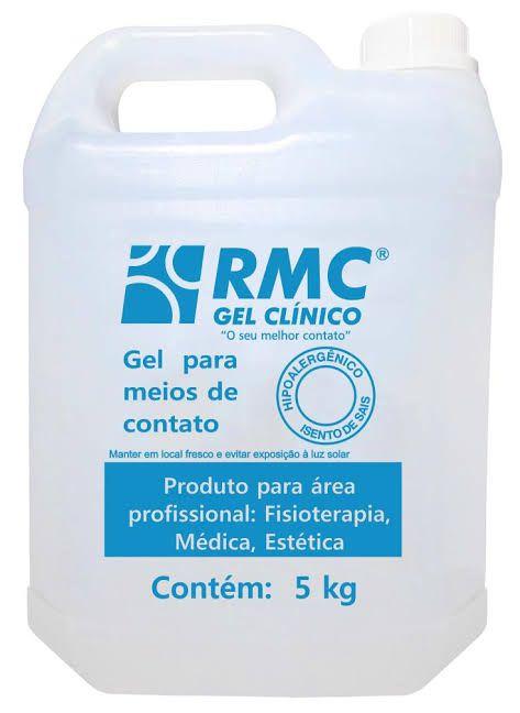 GEL CONDUTOR CLINICO  RMC 5KG
