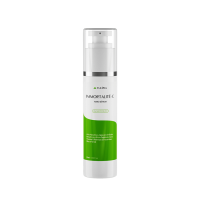 IMMORTALITE C NANO SERUM CLAREADOR 50ML - TULÍPIA
