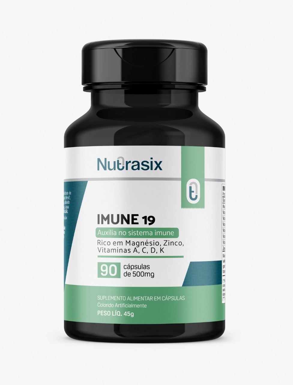 IMUNE-19 30 CÁPSULAS - NUTRASIX