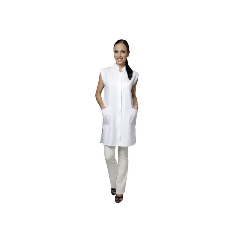 JALECO GREICE BRANCO OXFORD M