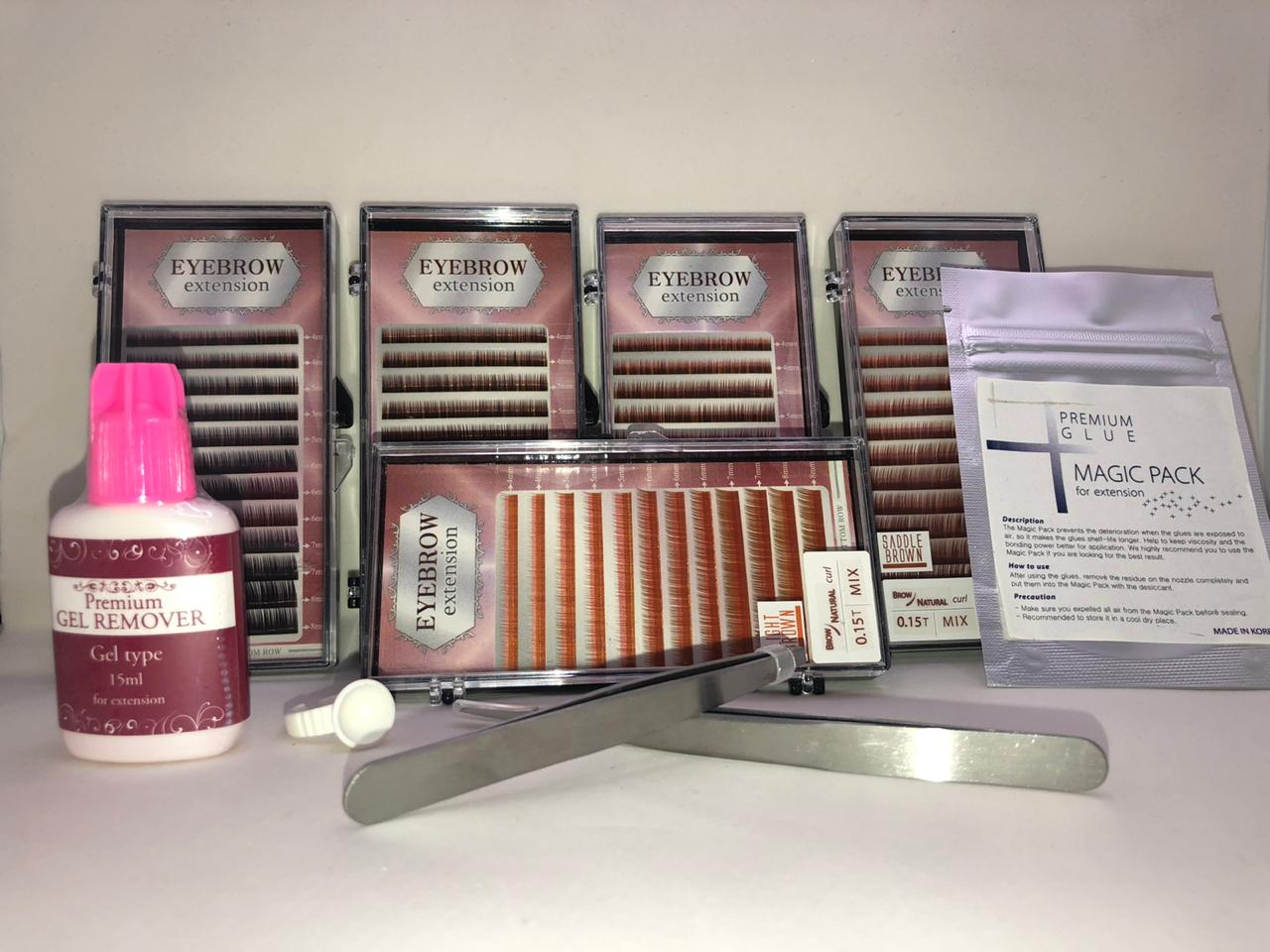 KIT MEGA HAIR SOBRANCELHAS
