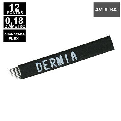 LAMINA DERMIA 12 FLEX 0.18