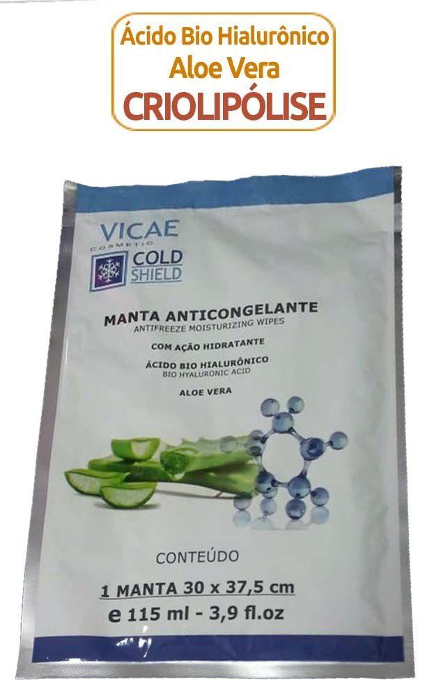 Manta / Membrana para Criolipólise Cold Shield 30 x 38 cm - Vicae