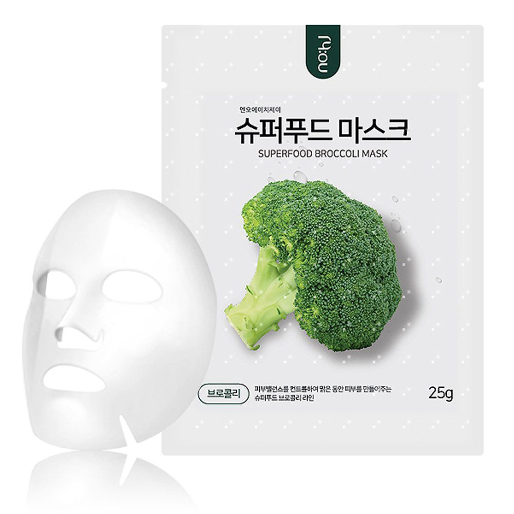 MASCARA FACIAL BROCCOLI 5414  NOHJ