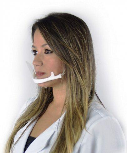MÁSCARA PROTETORA HIGIÊNICA - DOCTOR MASK
