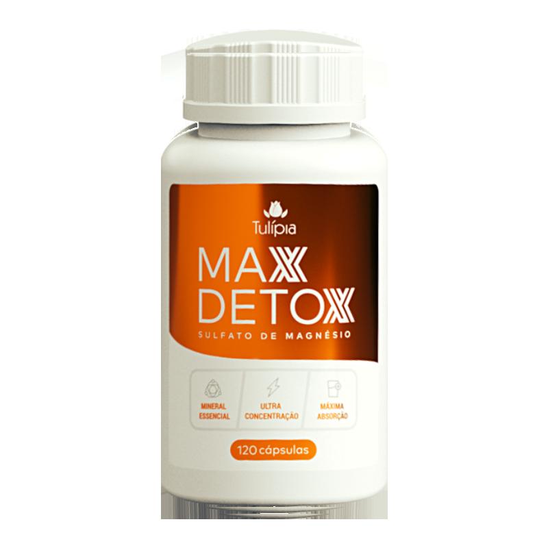 Max Detox 120 cápsulas