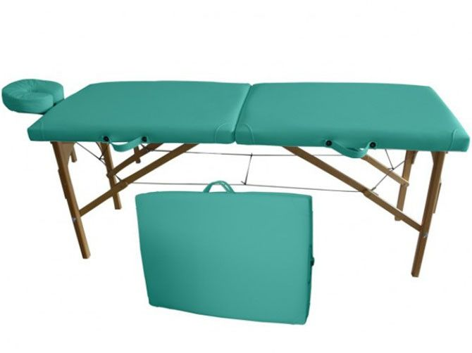 Mesa de Massagem Dobrável Stillus Cores