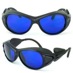 Oculos De Proteção Laser 650nm Azu