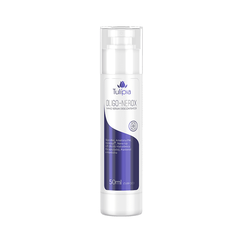 OLIGO-NEROX NANO SERUM DESCONTRATOR 50ML - TULIPIA