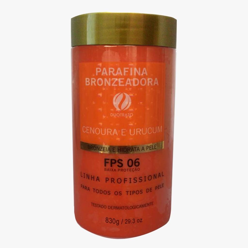 PARAFINA BRONZEADORA FPS 06 CEN.URUCUM 830G
