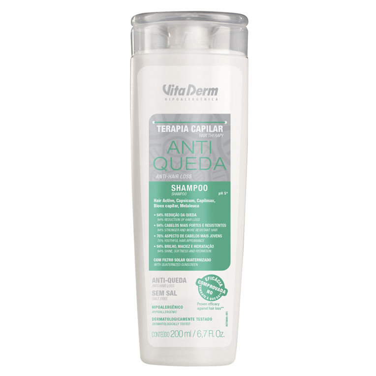 Shampoo Anti-queda 200ml