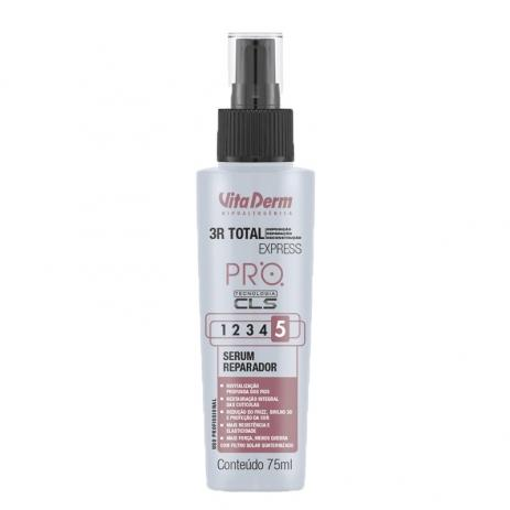SOS CAPILAR 3R TOTAL EXPRESS SERUM REPARADOR PRO 75 ML